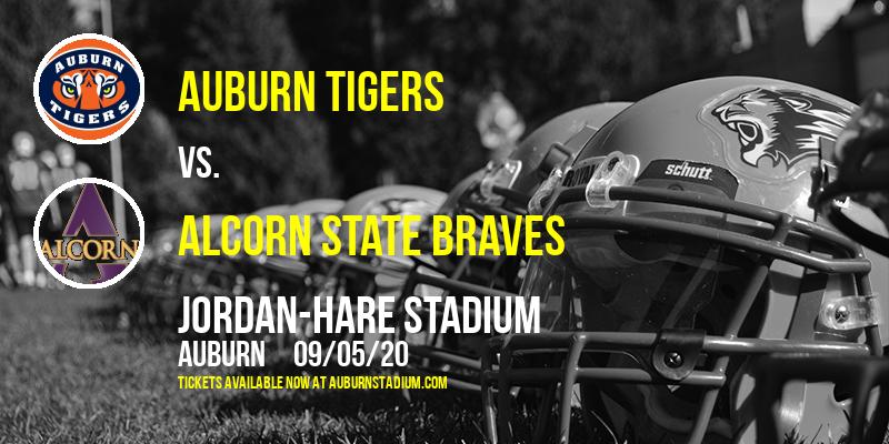 Auburn Tigers vs. Alcorn State Braves at Jordan-Hare Stadium